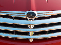 anyone use a mercedes emblem on your grill page 2