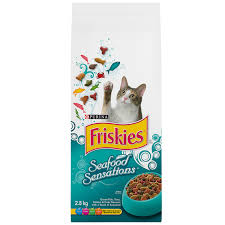 purina friskies seafood sensations cat food 1 4 kg bag