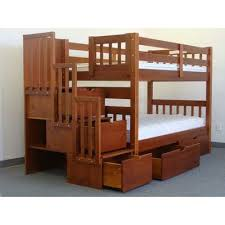 Best  Twin Bed With Drawers Ideas On Pinterest Wood Twin Bed - Wooden bunk beds with drawers