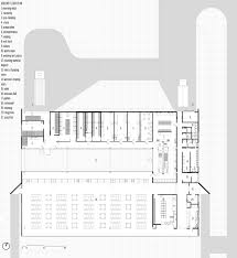 100 ground floor plan drawing gallery of baltar cnll 9
