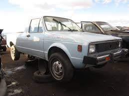 volkswagen rabbit truck 1982 where have all the front wheel drive pickups gone crunch crunch