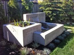 modern water features modern water feature crafts home