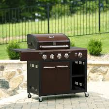kitchen indoor kitchen grill with spin prod kenmore 4 burner