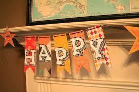 Happy Birthday Halloween Banner by Meanderings Happy Birthday Banner
