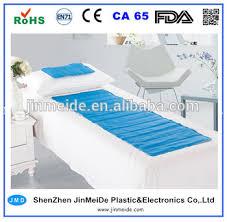 gel massage ice sleeping pad cool gel mattress pad for bed buy