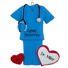 doctor physician ornaments ornaments for you