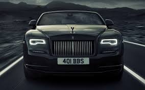 roll royce black rolls royce dawn black badge 2017 wallpapers and hd images car
