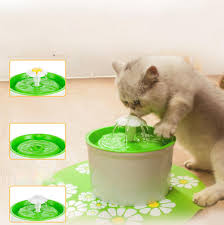 compare prices on electric fountain for water cats online