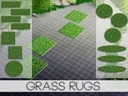 pralinesims u0027 grass rugs