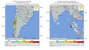 tsunami the trembling earth