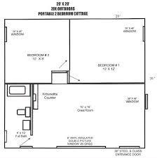 9 20x20 Apt Floor Plan Small House Plans 20 X Unbelievable Design 20x20 Home Plans