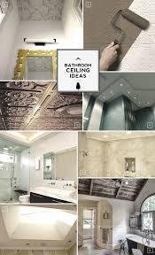 Bathroom Ceiling Ideas 30 Best Bathroom Ceilings Images On Pinterest Bathroom