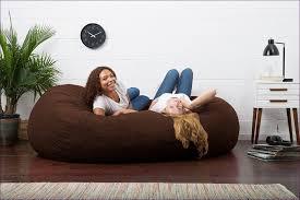furniture big joe lux bean bag chair big joe sectional comfort