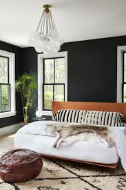 Furniture Modern Bedroom Best 25 Black Bedrooms Ideas On Pinterest Black Beds Black