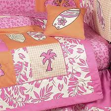 Surfer Crib Bedding Tropical Hawaiian Baby Bedding 9pc Surf Crib Set Only 179 99
