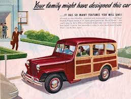 jeep station wagon 1949 willys overland jeep station wagon coconv flickr