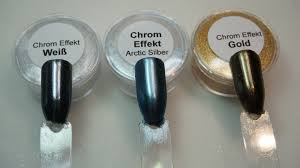 the mighty quest for mirror chrome pigment powder from head to foot