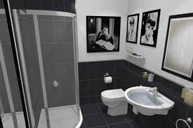 themed bathroom ideas black and white bathroom theme thesouvlakihouse