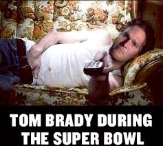 Brady Crying Meme - brady and patriots not buttoned up