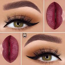 21 makeup ideas for thanksgiving dinner stayglam