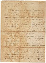 a patriot u0027s letter to his loyalist father 1778 the gilder