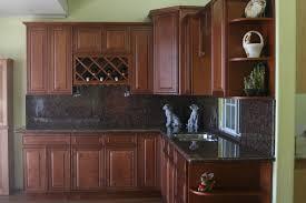 Kitchen Cabinets Port Coquitlam Raised Panel Mocha Maple Glazed Kitchen Cabinets For Less