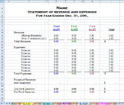 Free Accounting Spreadsheet The Basics Of Microsoft Accounting Software Foodtech