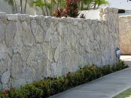 coral veneer installations cover any wall with big rock