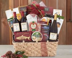 country wine gift baskets houdini napa valley trio gift basket at wine country gift baskets
