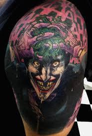 tattoo pictures joker collection of 25 creepy joker tattoo design