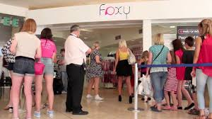 foxy hair extensions metrocentre official foxy hair metrocentre store launch july 13th 2013 with