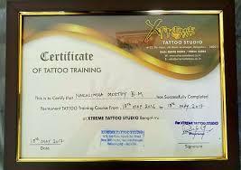 tattoo training institutes bangalore tattoos training courses