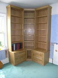 How To Build A Corner Bookcase Corner Bookcase Plans Photos Woodworking Pinterest Bookcase