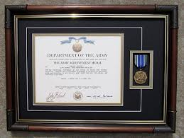 Awards And Decorations Army Framing Military Awards Google Search For The Home Pinterest