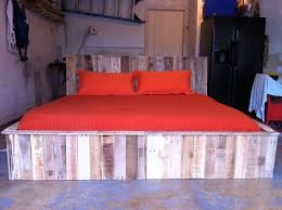 Pallet Bedroom Furniture Contemporary Pallet Bedroom Furniture House Design