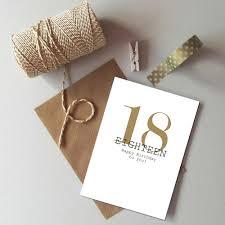 18th birthday card u2013 always sparkle