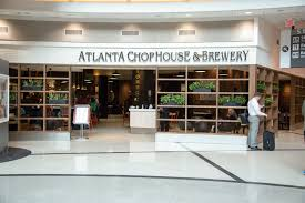 Atlanta Airport Floor Plan Where To Eat At Hartsfield Jackson International Airport Atl