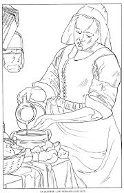 starry night coloring page 83 best famous painter coloring images on pinterest