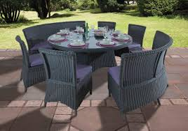 Wrought Iron Patio Table And 4 Chairs by Round Wood Outdoor Table And Chairs 2017 Including Dining Sets