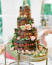 craft beer cake 26 chocolate wedding cake ideas that will blow your guests u0027 minds