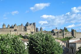 siege of carcassonne today in history 1 august 1209 catholic crusaders arrive to lay