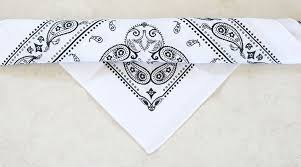 Learn How To Diy A by Learn How To Diy A Trendy Dyed And Embellished Bandana More Com