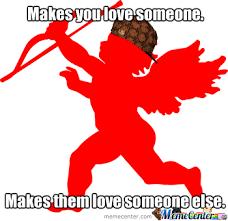 Cupid Meme - scumbag cupid by recyclebin meme center