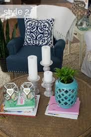 coffee table styling how to style in three ways