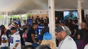 thanksgiving tailgate chargers at cowboys the fishbone