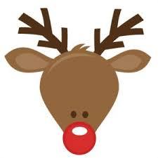 Christmas Deer Mantel Decorations by Best 25 Reindeer Head Ideas On Pinterest Deer Head Stencil