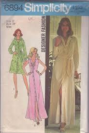 vintage dress 70 s slinky momspatterns vintage sewing patterns simplicity 6894 vintage 70 s