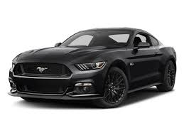 Mustang Black And Green 2017 Ford Mustang 2dr Fastback Gt In Greensboro Nc Ford Mustang