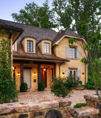 french country cottages patio mediterranean with mediterranean style