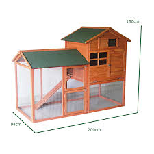 Guinea Pig Hutches And Runs For Sale 7ft Large Rabbit Hutch With Run Pet House Home Ferret And Guinea